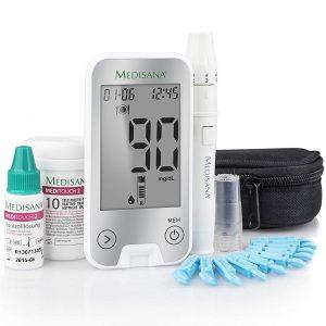 máy đo đừơng huyết Meditouch2