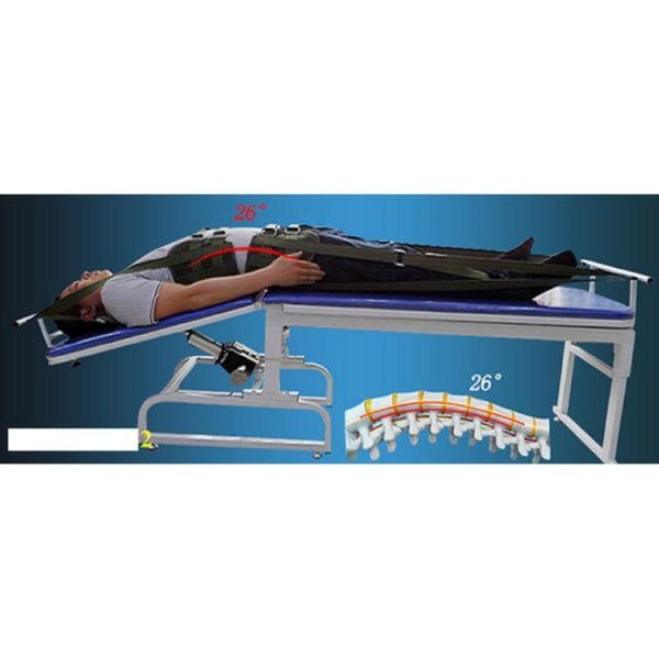 giường kéo giãn cột sống bằng điện