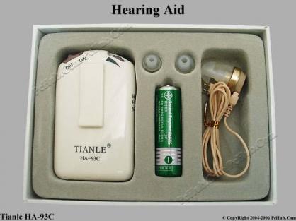 máy trợ thính có dây