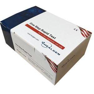 que xét nghiệm HbeAb-Healgen