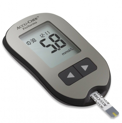 Máy đo đường huyết AccuChek Performa new