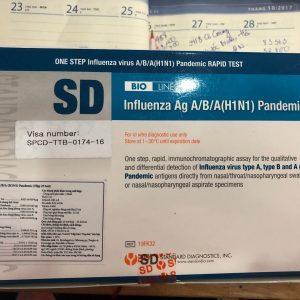 test SD AG