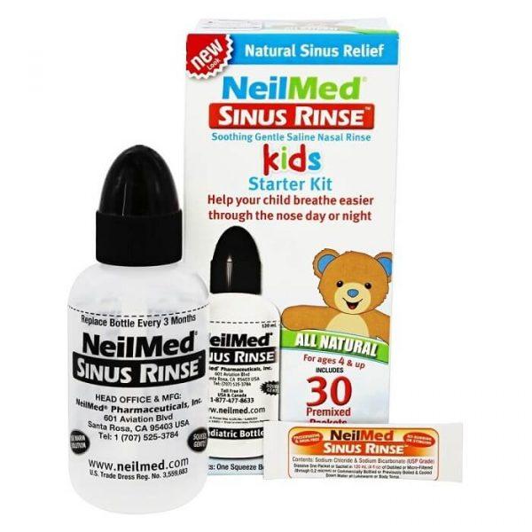 Bình rửa mũi trẻ em Neilmed .1