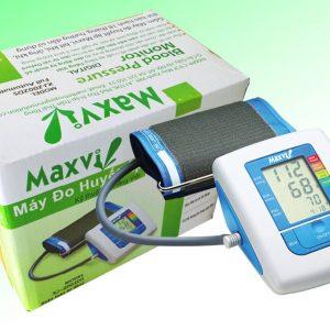 Máy đo huyết áp bắp tayKỹ thuật số Tiếng Việt Maxvi.2