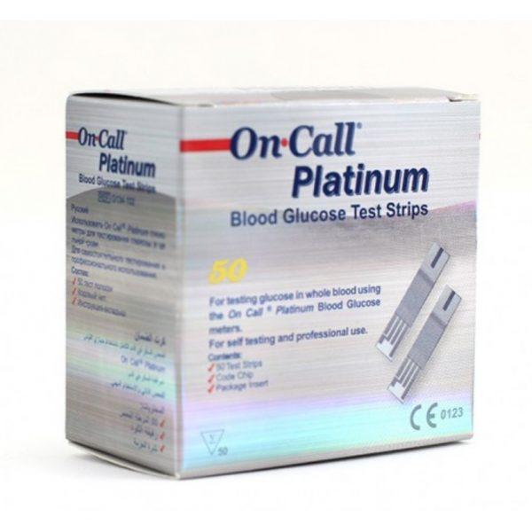 Que thử On call Platium hộp 25 que