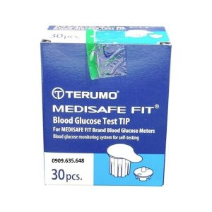 Que thử Terumo Medisafe Fit (Hộp 30 test)