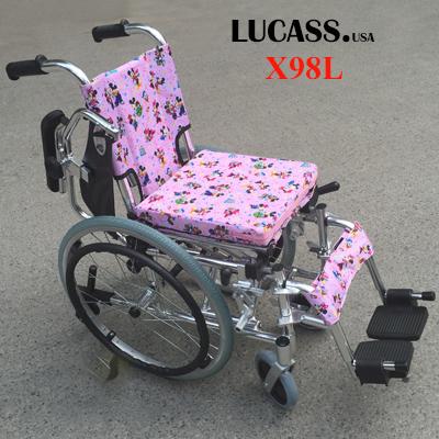 Xe lăn Lucass X98L dành cho trẻ em