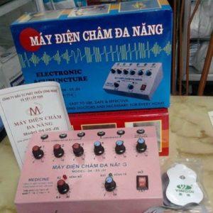 Máy châm cứu đa năng Electronic acupuncture 04- 05 JH