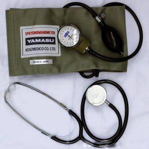máy đo huyết áp cơ Yamasu