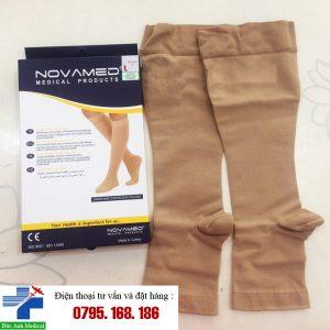 Vớ y khoa chống giãn tĩnh mạch (Vớ ngắn) Novamed.2