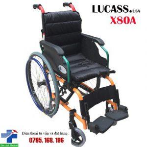 Xe lănLucass X80A.1