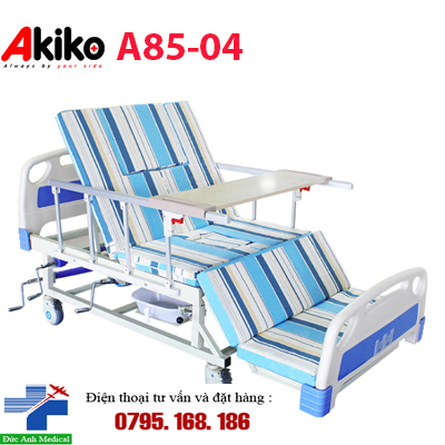 giường bệnh akiko a85