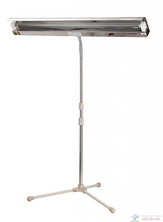 đèn cực tím có chân di động